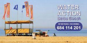 Logo Water Action