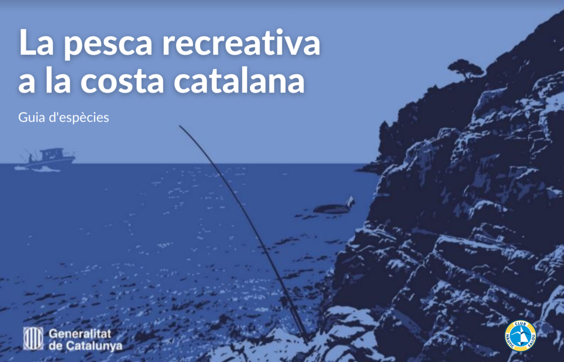 Pesca recreativa a la costa catalana
