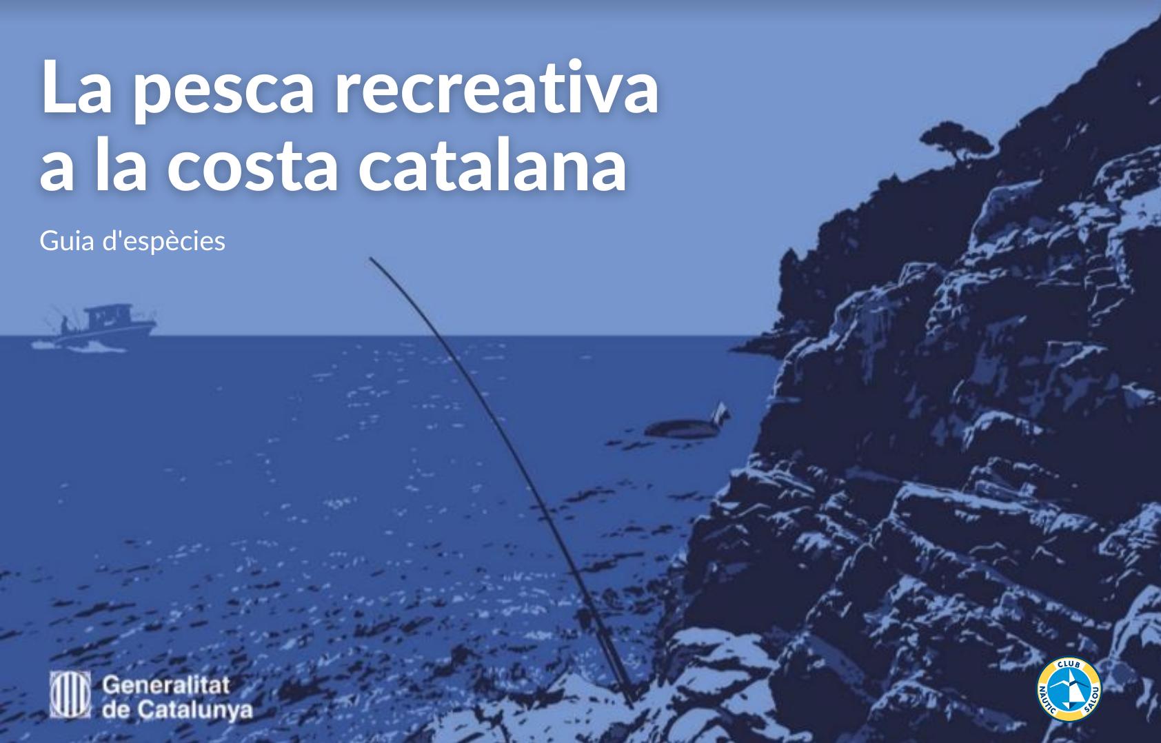 Pesca recreativa a la costa catalana