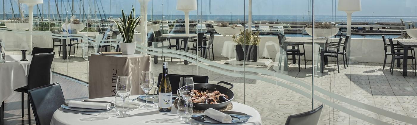 Restaurant Club Nàutic Salou